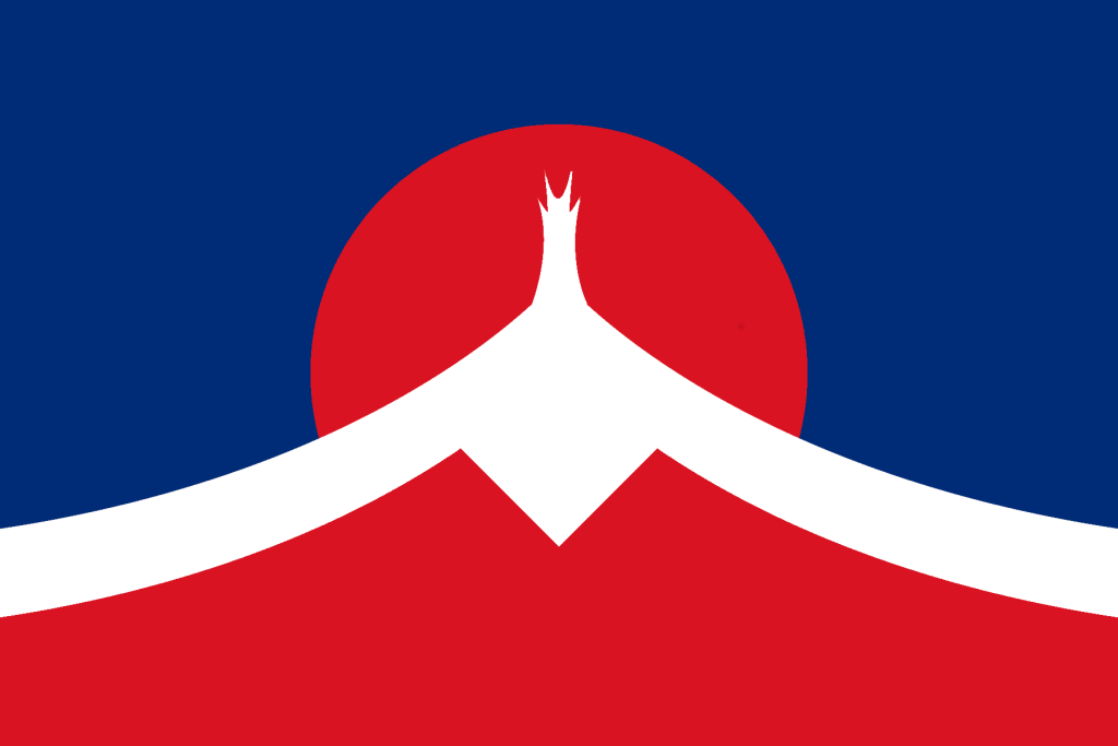 Hoklo Flag Alternative Color